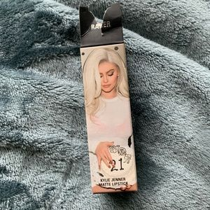 Kylie Cosmetics Rager Matte Lipstick - Used